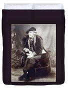 Richard Wagner (1813-1883) Duvet Cover
