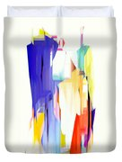 Abstract Series Iv Duvet Cover