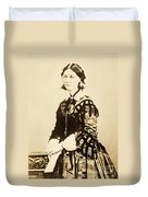 Florence Nightingale Duvet Cover