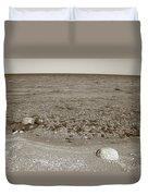 Lake Huron Duvet Cover