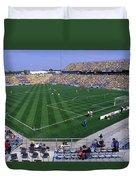 16w146 Crew Stadium Photo Duvet Cover