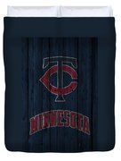 Minnesota Twins Duvet Cover