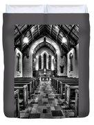 Westminster Presbyterian Church Duvet Cover