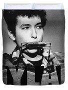 Bob Dylan Duvet Cover
