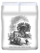 Daniel Webster (1782-1852) Duvet Cover