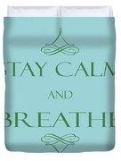 181- Breathe Duvet Cover