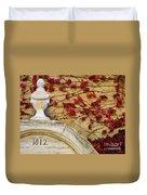 1812 Fountain Duvet Cover