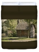 18th Century Duvet Cover by Heather Applegate