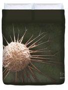 Cancer Cell Duvet Cover