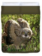 Nature And Wildlife Duvet Cover