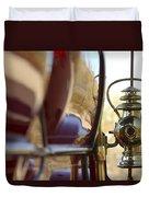 1903 Pope Hartford Model B 1 Cylinder 10 Hp 4 Passenger Dos Y Dos Chain Drive Lamp Duvet Cover