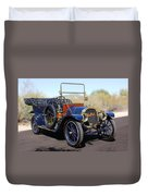 1910 Pope Hartford Model T Duvet Cover