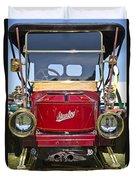 1910 Stanley Model 70 Duvet Cover