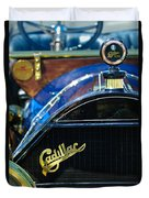 1911 Cadillac Roadster Duvet Cover