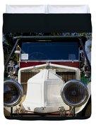 1912 Siddeley-deasy Type 14-20 Duvet Cover