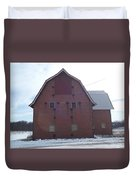 1920 Barn Duvet Cover