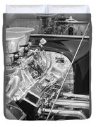1923 Ford T-bucket Engine 2 Duvet Cover