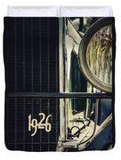 1926 Duvet Cover