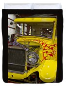 1927 Ford-front View Duvet Cover