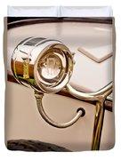 1927 Rolls-royce Phantom I Brewster Kenilworth Light -0209c Duvet Cover