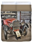 1928 Dodge Roadster Duvet Cover