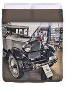 1928 Packard 526 Sedan Duvet Cover