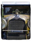 1929 Duesenberg Model J Convertible - Barn Fresh Duvet Cover