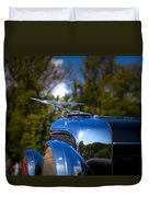 1929 Duesenberg Model J Covertible Coupe By Murphy Duvet Cover