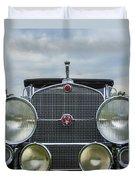 1930 Cadillac V-16 Duvet Cover