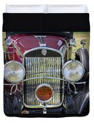 1930 Chrysler Model 77 Duvet Cover