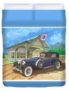 1930 Cord L Towncar Duvet Cover