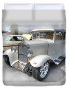 1930 Ford Duvet Cover