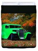 1930 Ford Sedan Delivery Truck  Duvet Cover