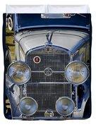 1930 Lasalle 340 Duvet Cover