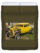 1930 Model A Coupe Duvet Cover
