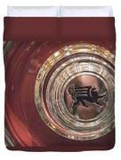 1930 Ruxton Wheel Duvet Cover
