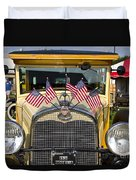 1931 Ford Model-a Car Duvet Cover