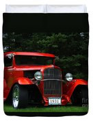 1931 Ford Panel Delivery Truck  Duvet Cover