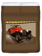 1932 Bugatti - Featured In 'comfortable Art' Group Duvet Cover
