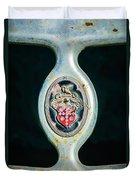 1932 Packard Emblem -1096c Duvet Cover