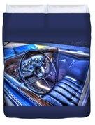 1932 Packard V12 Convertible Coupe-roadster V2 Duvet Cover