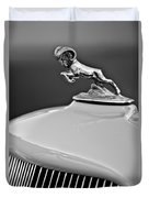 1933 Dodge Ram Hood Ornament 2 Duvet Cover