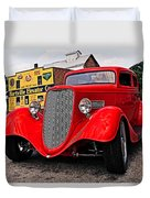 1933 Ford Coupe Duvet Cover