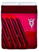 1934 Ford Tudor Duvet Cover