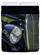 1936 Buick Vectoria Coupe Duvet Cover