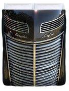1937 Chrysler Airflow Duvet Cover