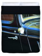 1937 Ford Duvet Cover
