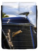 1937 Ford Model 78 Cabriolet Convertible By Darrin Duvet Cover