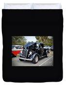 1937 Ford Pick Up Duvet Cover