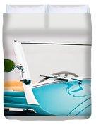 1937 Rolls-royce Phantom IIi Thrupp And Maberly Drophead -1161c Duvet Cover